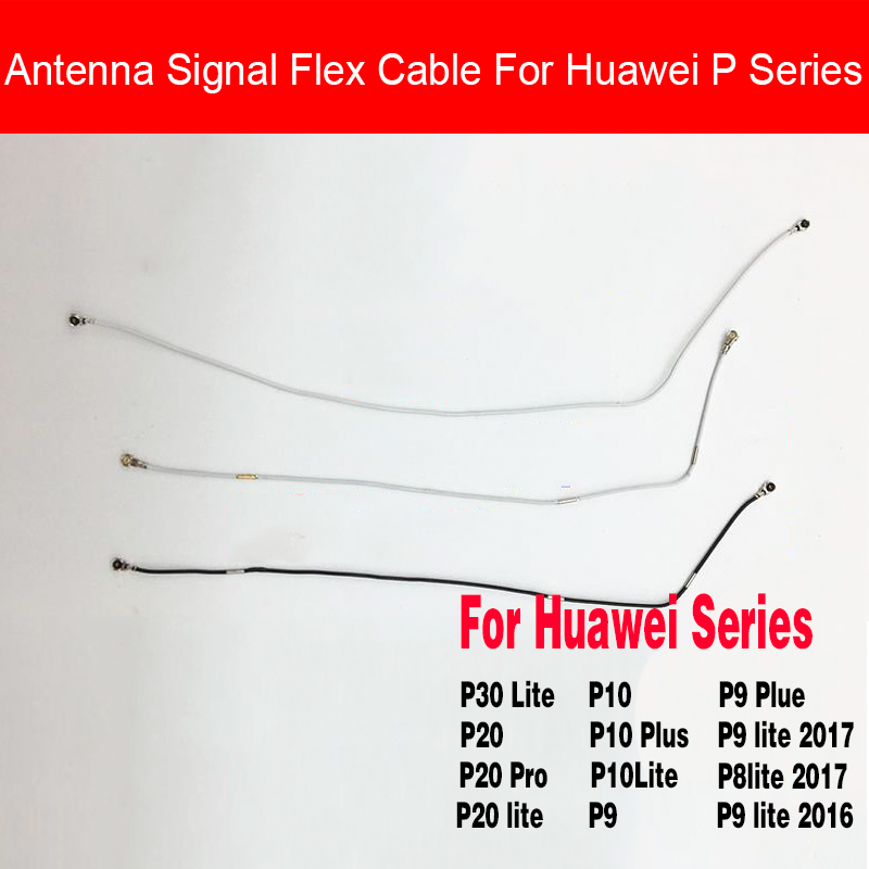 Signal Antenna Flex Cable For HuaWei P30 P20 Pro P10 Plus P8 9 Lite Mini 2017 Wifi Signal Flex Ribbon Cable Repair Replacement