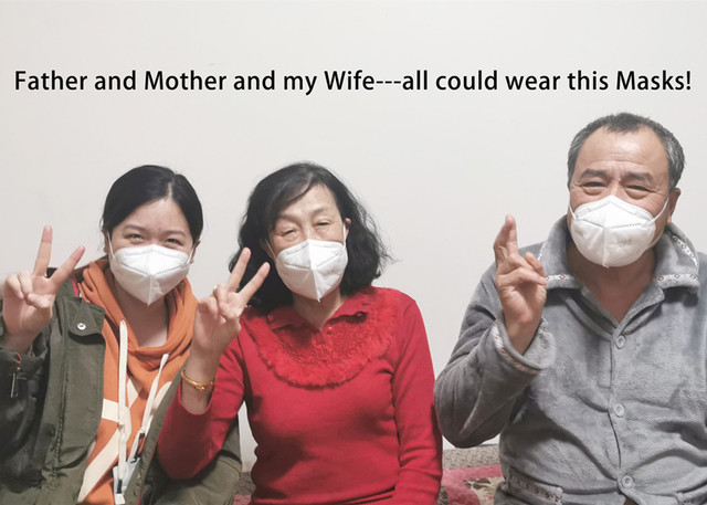 50PCS N95 Mask Flu Anti Infection KN95 Masks Particulate Respirator PM2.5 Protective Safety Same as KF94 FFP2 2