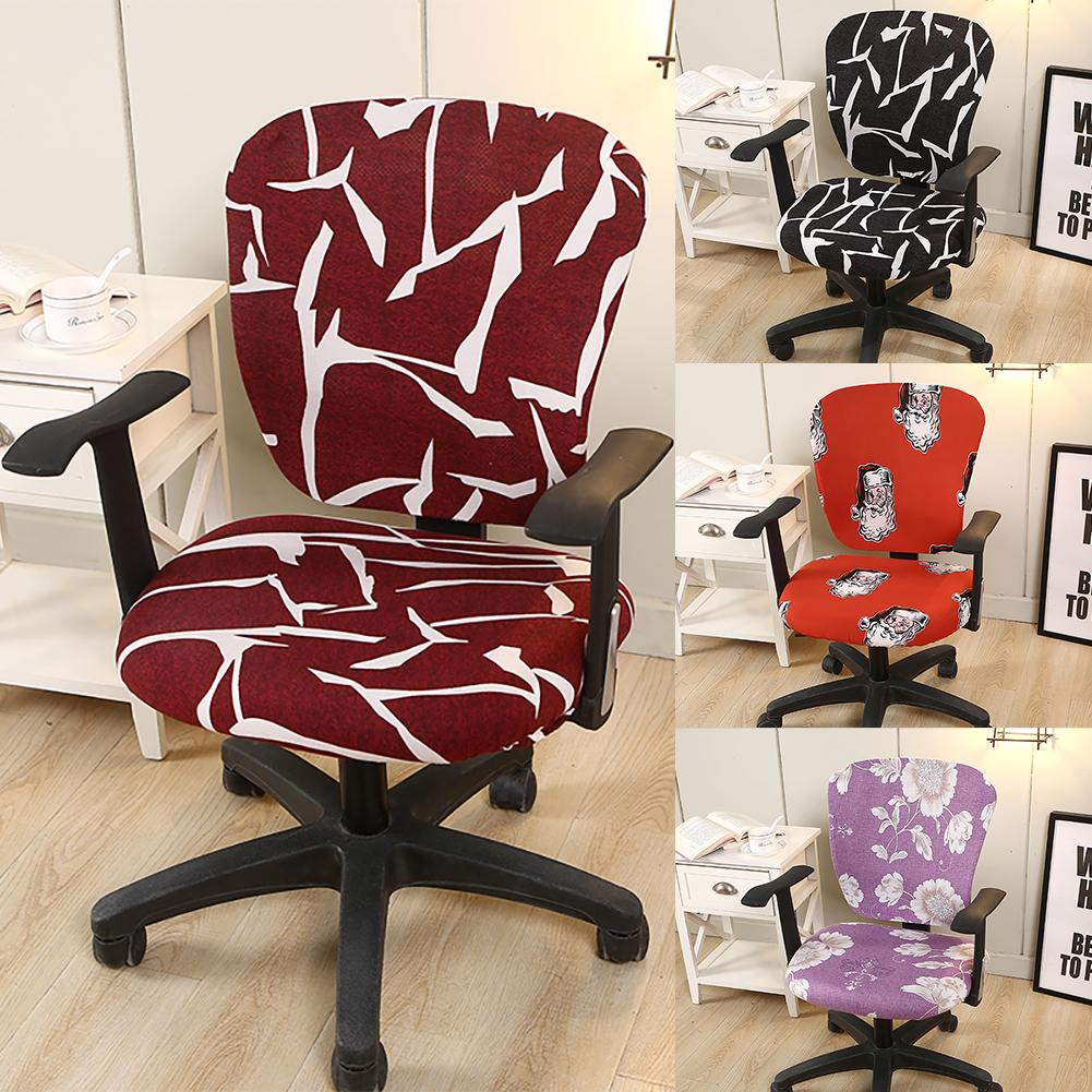 Home Armrest Cover Chair Covers Chairs Protector Office Elastic Spandex