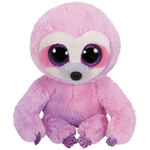 Ty Plush Animal Dreamy Purple Sloth Soft Stuffed Toys 15cm