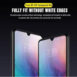 Image 3 - 9D Kính Bảo Vệ Trên Cho Xiaomi Redmi 5 6 7 8 8A 7A 6A 5A 5 Plus Note 6 7 8 PRO Kính Cường Lực Bảo Vệ Màn Hình Kính Phim