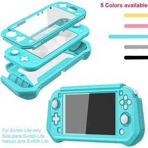 Image 1 - ใหม่สำหรับ Nintend Switch Lite Shell สำหรับ Nintendoswitch Lite Grip Holder Case