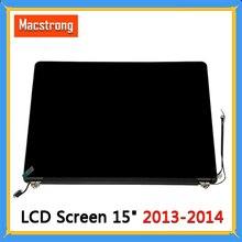 ЖК экран A1398 в сборе, для Macbook Pro, 15 дюймов, A1398, полный ЖК дисплей в сборе, 2013, Mid 2014, замена 661 8310
