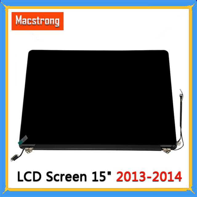 "Tested A1398 LCD Screen Assembly for Macbook Pro 15"" A1398 LCD Full Display Assembly Late 2013 Mid 2014 Replacement 661 8310"