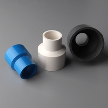 Reducing-Connector Pipe-Fitting Water-Pipe Joint Conversion Fish-Tank-Tube 50mm PVC 20-25-32-40