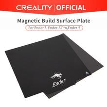 CREALITY 3D Flexible Magnetische Bauen Oberfläche Platte Pads Ender 3/Ender 3 Pro/Ender 5/CR 10S Erhitzt Bett teile für MK2 MK3 Heißer bett