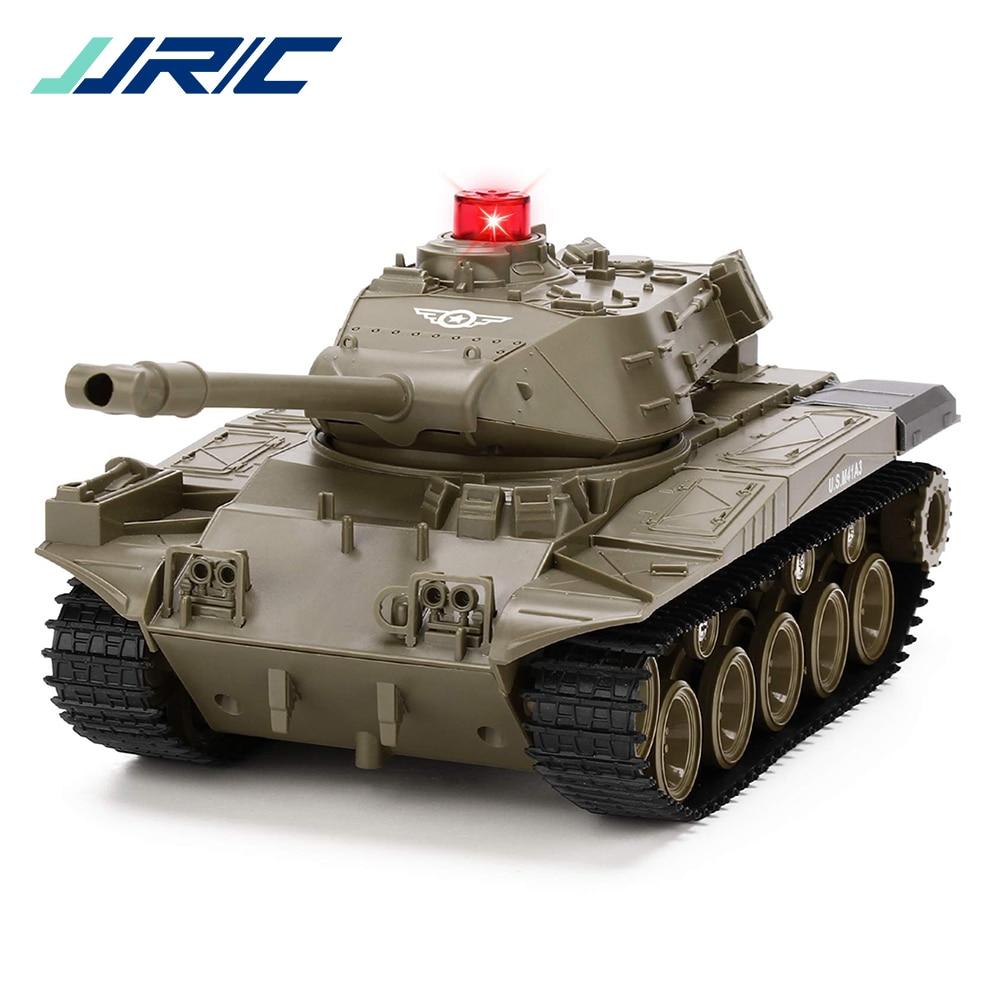 JJRC Q85 танк на радиоуправлении , 2.4G Пульт дистанционного управления Программируемый гусеничный танк, танки 1:30 модель танка, игрушки танки, Ан...