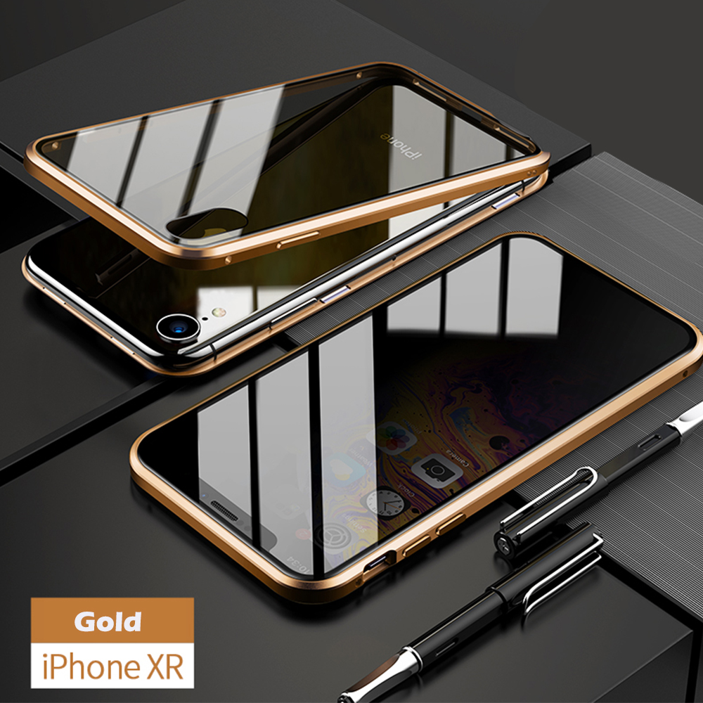 for iPhone XR gold