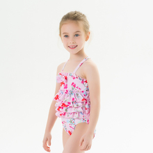 2020 New Toddler Girl Swimsuit Luxury Two Piece Children #8217 s Swimwear Girls Summer Swimwear Kids Kawaii Swimwear Biquini cheap YCDKK Polyester Plaid Fits smaller than usual Please check this store s sizing info 82019