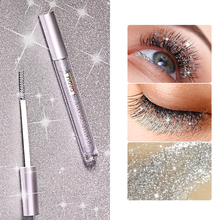 36H Black Waterproof Liquid Mascara 4D Fiber Lashes Curling Thick Lengthening Volume Eyelashes Korea Makeup Set