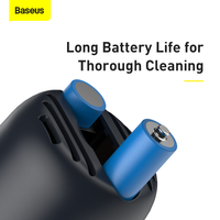Baseus Portable Mini Desktop Cleaner Desk Vacuum Cleaner Remove dust 700Pa Suction Power For Laptop Keyboard School Office