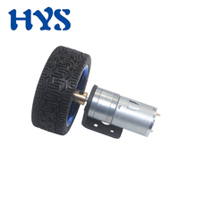 цена на DC 6V 12V 24V Mini Gear Motor 12 Volt V Reducer Electric Micro Motors Smart Tire DIY toys Hobbies Car Motor DC12V Set JGA25-370