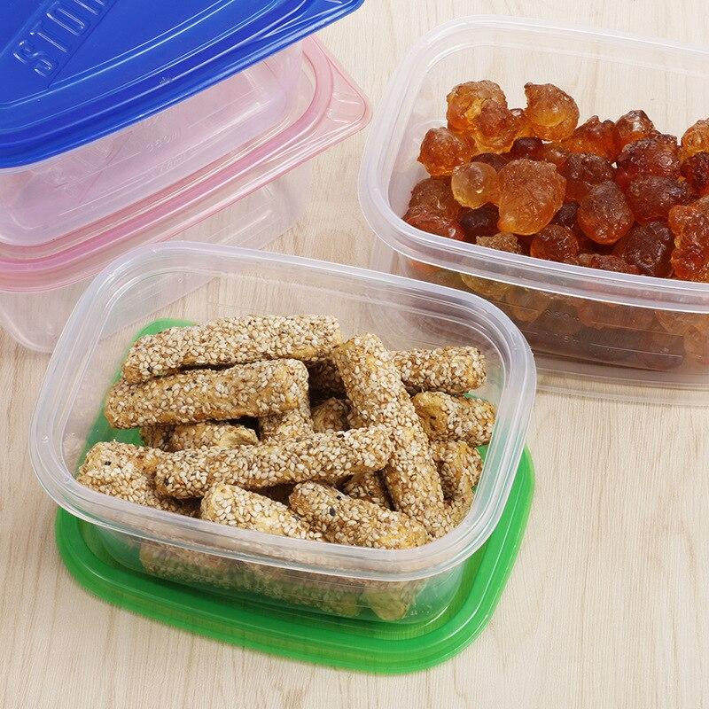 709 Ml Currently Available Disposable Rectangular Bakery Packer Of Small-Sized Fruit Fishing Melaleuca Cake Soymilk Box