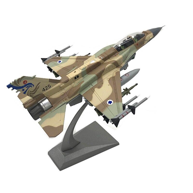 Коллекционная модель военного самолета из литого металла F16I Nsmodel Israle, модель 1/72|Вертолеты, самолеты, корабли, космическая техника| | АлиЭкспресс