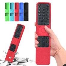 Sikai para mi led tv 4S caso de proteção remota para xiaomi 4S controle de tv capa de silicone à prova de choque protetor amigável da pele