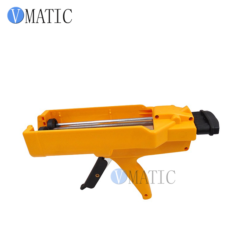 Free Shipping Top-Rated Quality 600ml/cc 1:1 1:2 Ab Glue Manual Caulking Gun
