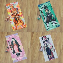 Towel-Fans Banner-Towel Wash of Demon Slayer Aid Cloth-Exceed Fine-Fiber One's-Face-A-Piece