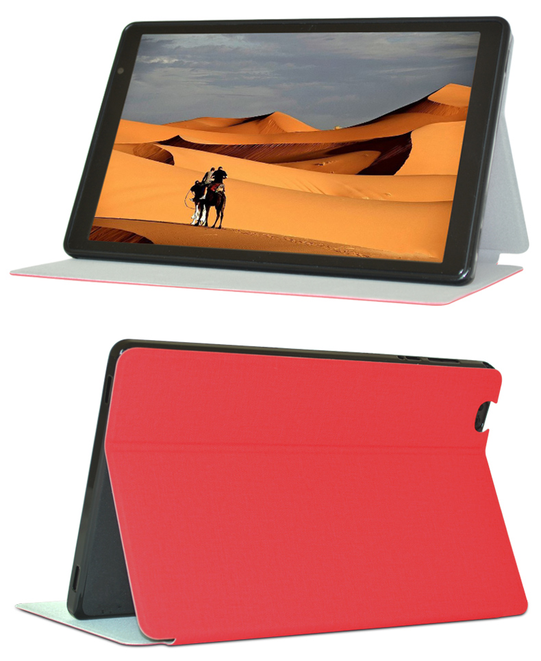 For Teclast P10HD Fashion Case Flip Stand PU Leather Case For 10.1