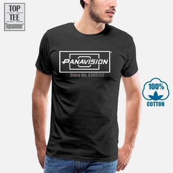 T Shirt Panavision Cinematography Camera T-Shirt Mens Autumn Winter Casual Bottoming Tops T-Shirt Ideal Christmas Gift image