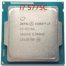 インテルオリジナルコア I7 5775C I7 5775C 3.3 2.4ghz 14nm クアッドコアデスクトップ 65 ワットの CPU プロセッサ scrattered 個