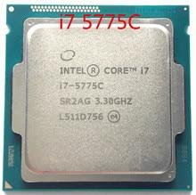 인텔 원래 코어 I7 5775C I7 5775C 3.3GHz 14nm 쿼드 코어 데스크탑 65 W CPU 프로세서 조각 조각