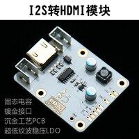I2S to HDMI Board Module IIS I2S to HDMI