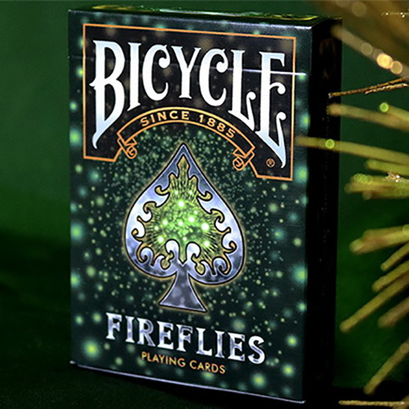 Fireflie Playing Cards 88*63mm Paper Magic Category Poker Cards For Professional Magician