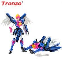 Tronzo Greattoys GT Dasin Model DM TenKuu Senki Shurato Garuda król Leiga SHF pancerz działania Model figurki zabawki świąteczne prezenty