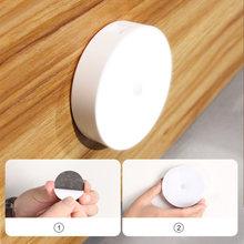 Светодиодная Ночная лампа для спальни прикроватная комнаты коридора