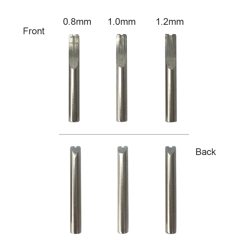 7 in 1 Set Pro Leathercraft Adjustable Stitching and Groover Crease Leather Tool DIY Handmade Practical-3