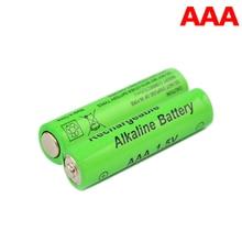 AAA 3000mAh 1,5 V брендовая щелочная батарея AAA аккумуляторная батарея для дистанционного управления игрушечный светильник Batery