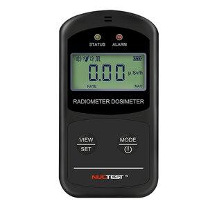 Счетчик Гейгера детектор ядерной радиации личный дозиметр детектор умный уплотнитель Гейгер muller тестер радиат дозимет