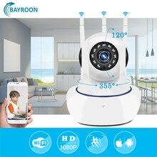 Wifi IP kamera 1080P wi fi güvenlik Video gözetim P2P mini kablosuz CCTV ev kamera Onvif bebek izleme monitörü IP kamera