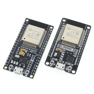 Image 4 - 1 adet ESP32 geliştirme kurulu WiFi + Bluetooth Ultra düşük güç tüketimi çift çekirdekli ESP 32 ESP 32S ESP 32 benzer ESP8266