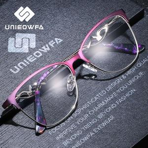 Image 3 - Progressive Prescription Eyeglasses Women Cat Eye Optical Myopia Reading Glasses Photochromic Blue Light Blocking Eyewear Retro