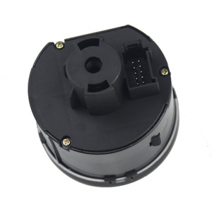 Image 2 - Chrome European Headlight Switch For VW Golf 5 6 GTI Mk5 Mk6 Jetta 5 6 Passat B6 Touran Tiguan SEAT ALHAMBRA OEM 5ND 941 431 A