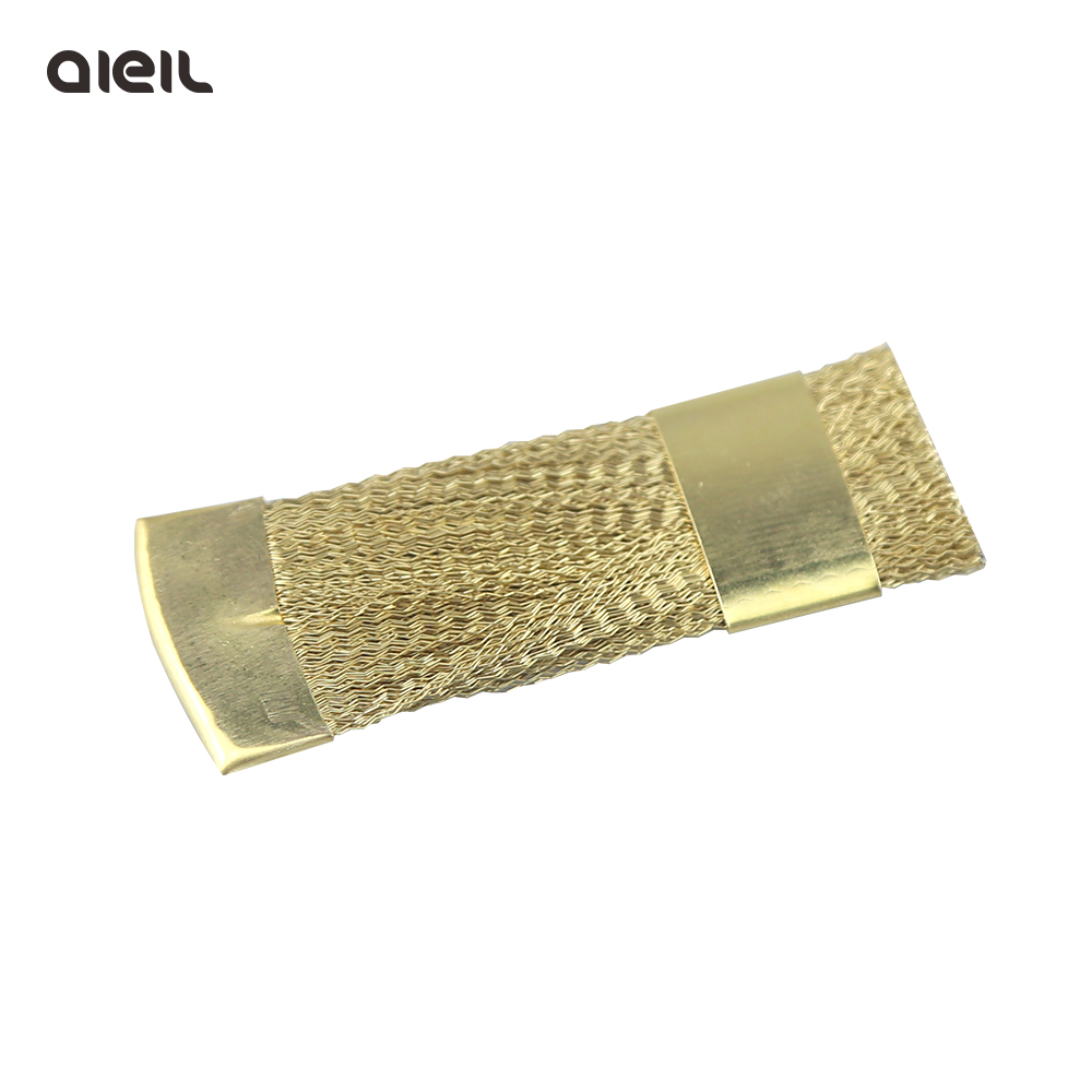 1Pcs Nail Drill Bit Brush Cleaning Copper Wire Brush For Electric Manicure Drill Bit Clean Accessories Manicure Tools