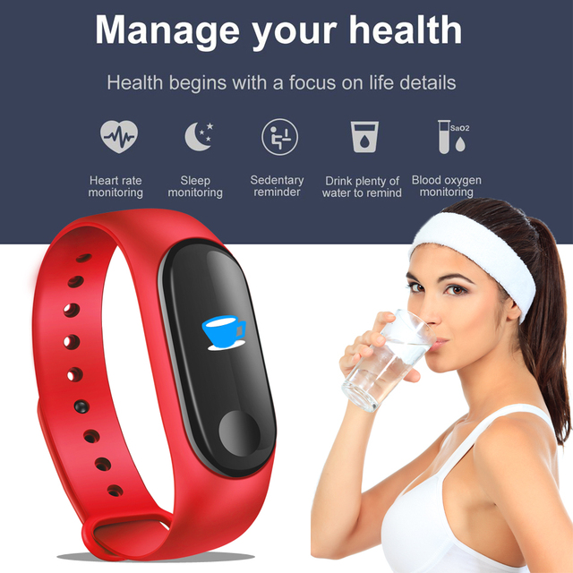 Bluetooth Sport Smart Watch Men Women Smartwatch For Android IOS Fitness Tracker Electronics Smart Clock Band Smartwach 3