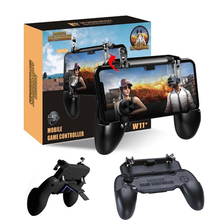 Gamepad mobilny kontroler gier dla iPhone 11 Samsung Galaxy S10 Plus uwaga 10 plus A70 A50 kontroler gier Joystick Controlador