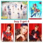 K-POP Ateez Album WO...