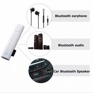 Image 5 - Jinserta Bluetooth Audio Receiver Draadloze Adapter 3.5 Mm Muziek Draadloze Adapter Ondersteuning Tf kaart Auto Kit Voor Speaker Hoofdtelefoon