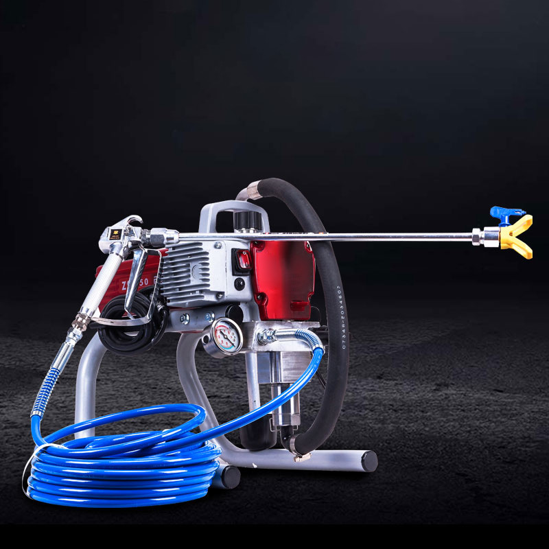 High-pressure New airless spraying machine Professional Airless Spray Gun Airless Paint Sprayer 450 painting machine tool