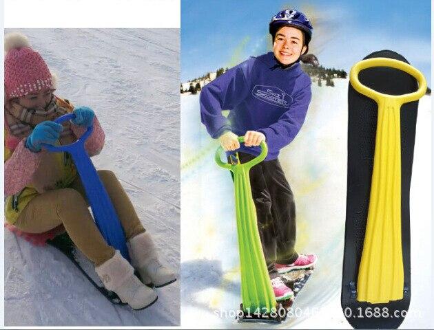 Sk Scooter exporte des Skis européens et américains Snowboards avec accoudoirs sans plomb Test skis d'extérieur