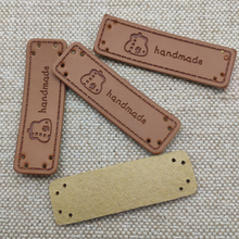 handmade bag logo handmade pu leather labels for gift bags sewing handmade tags for clothes hand made leather needlework tag win win logo hand made leather labels for gift sewing win logo hand made tags for clothes gift handmade leather sewing label