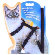 Belt Harness Lead-Leash Pet Nylon Adjustable Dog-Cat-Collar And for Small Walking