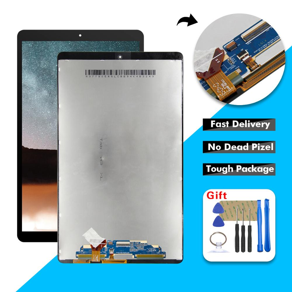 """10.1"""" LCD For Samsung Galaxy Tab A 2019 SM-T510 T510 LCD Display Touch Screen Digitizer Assembly + Free Tools"""