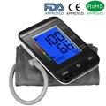 CE FDA сертификация тонометр для измерения артериального давления на руку Сфигмоманометр Частота пульса/2 пользовательских режима/90 данных п...