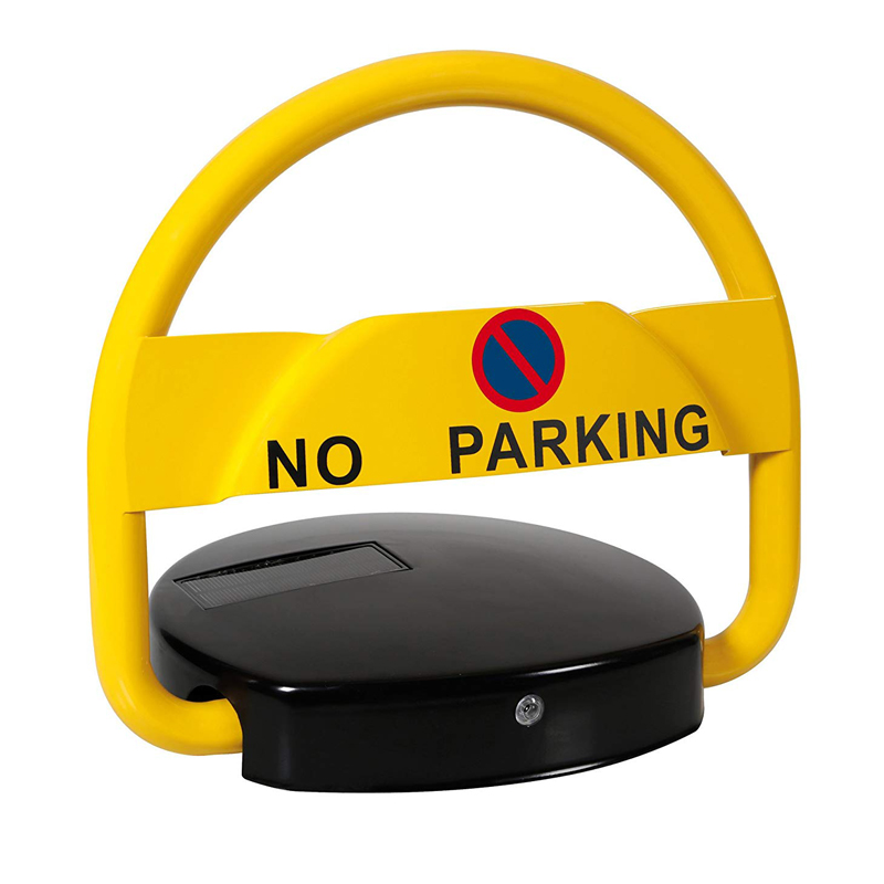 Solar Thickened Waterproof Anti-collision Smart Parking Space Protector / Remote Parking Lock / Parking Section Obstacle