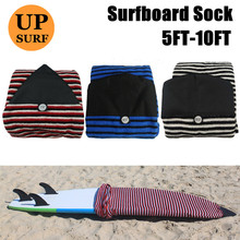 Surfing Stretch terry surfboard Qick-dry 12 Sizes of 6ft-10ft Sock Surf sock cover bag surf