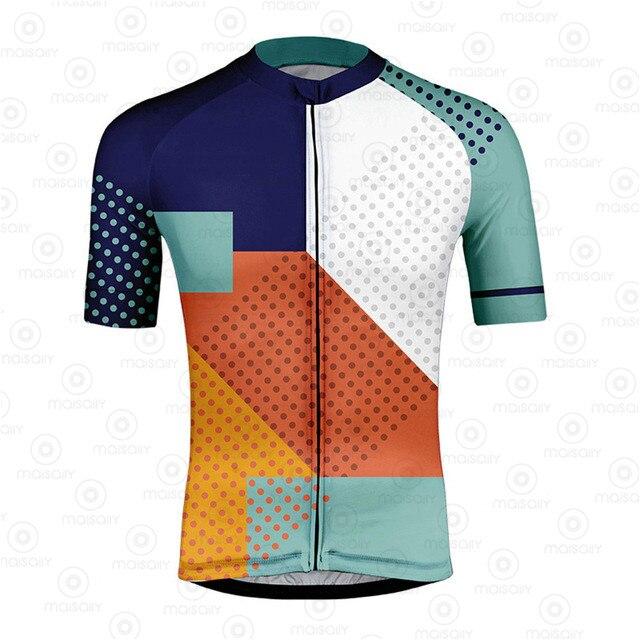 Pro cycling jersey breath...